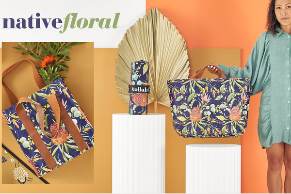 The Kollab Native Floral Collection