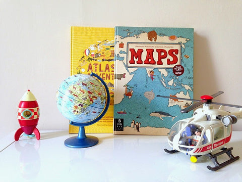 Travel the globe with the Atlas of Adventures