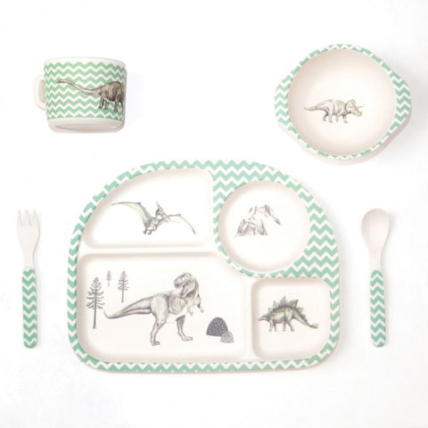 Dinner sets perfect as newborn baby gifts and christening presents