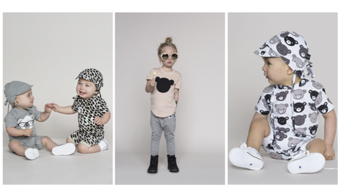 Huxbaby Baby Clothing at The Corner Booth Sydney