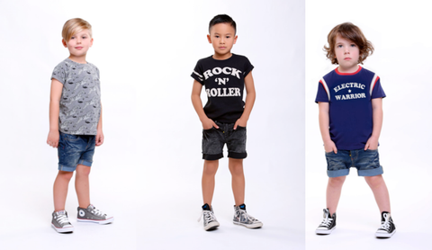 Rock Your Baby Boys Clothing Online at The Corner Booth