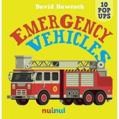 10 Pop Up's, Emergency Vehicles