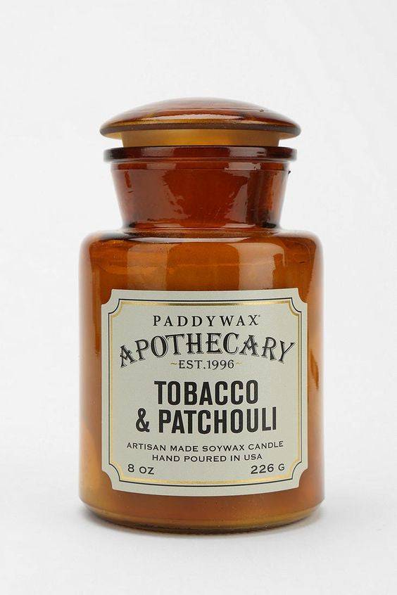 Apothecary Candles by Paddywax - The Corner Booth