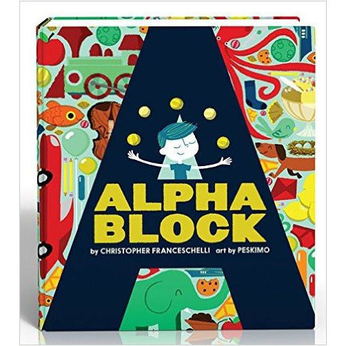 Alphablock - The Corner Booth