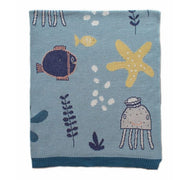 Baby Blanket Under The Sea
