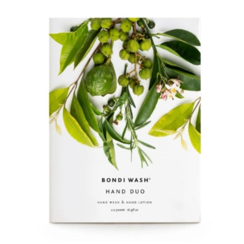 Bondi Wash Hand Pamper Duo