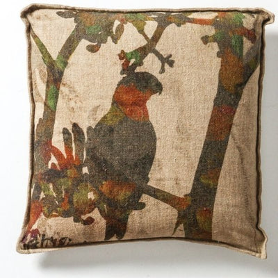 Decorator Cushion Rainbow Lorikeet