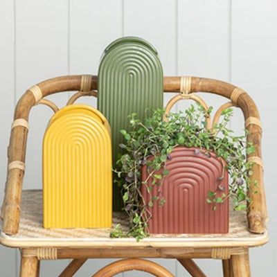 Gatsby Planter * Pre-Order Mid August Delivery