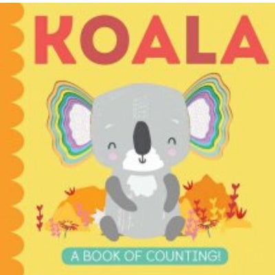 My Little World, Koala a book of counting