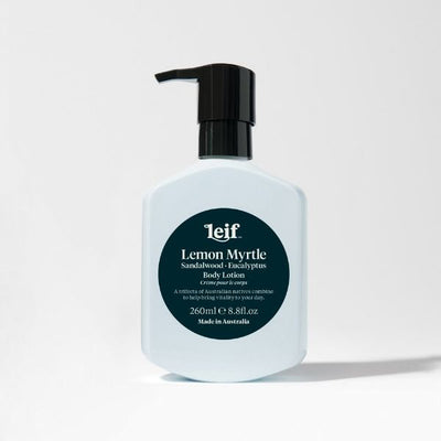 Leif Lemon Myrtle Body Lotion