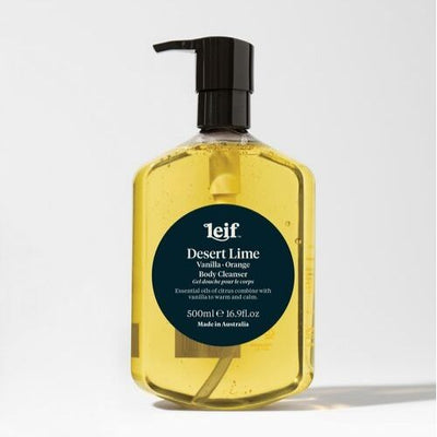 Leif Desert Lime Body Cleanser