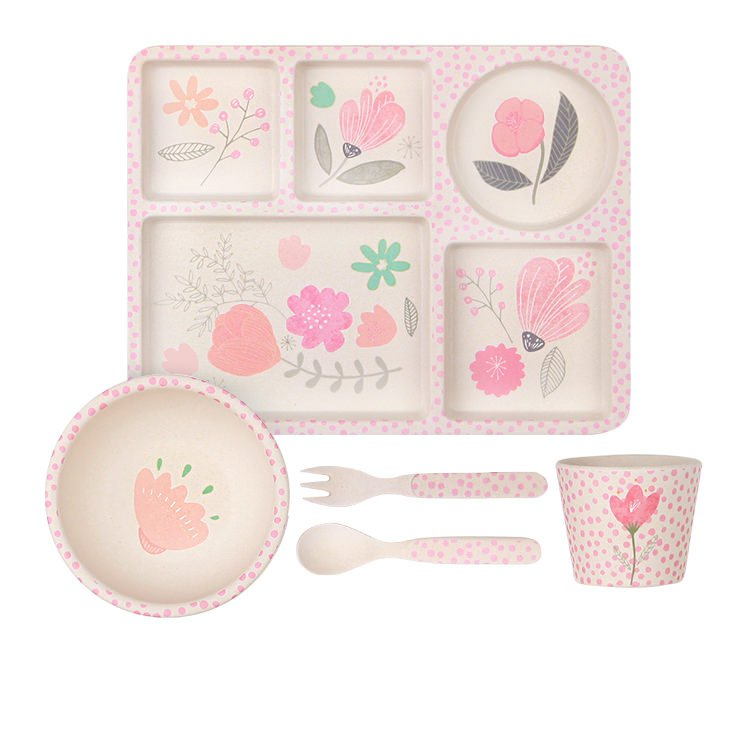 Love Mae Dinner Set Flower Garden