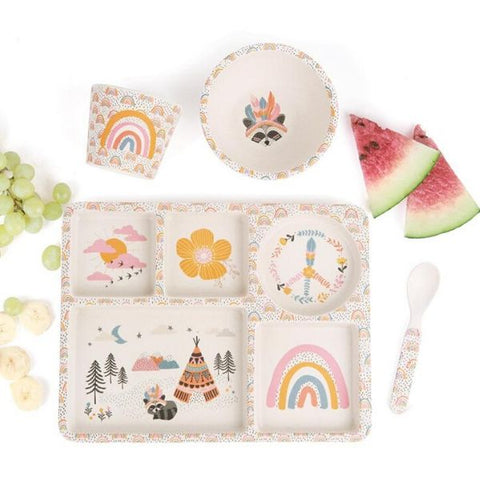 Love Mae Dinner Set Gypsy Girl