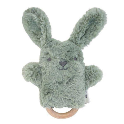 OB Designs Beau Bunny Dingaring Teether