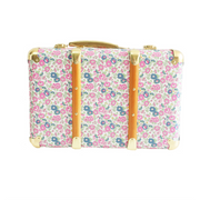 Alimrose Vintage Style Carry Case in Petit Rose - The Corner Booth