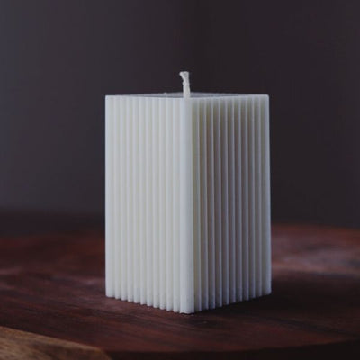 Studio Billie Brooklyn Tall Soy Wax Blend Candle