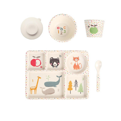 Love Mae Dinner Set ABC