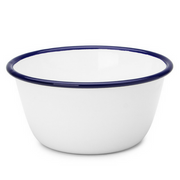 Falcon Enamel Pudding Bowl - The Corner Booth