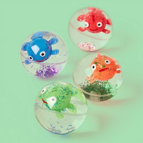 Sea Life LED Ball
