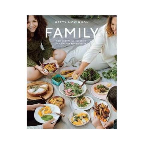 Family - The Cookbook - The Corner Booth