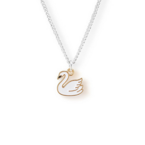 Lauren Hinkley Swan Necklace