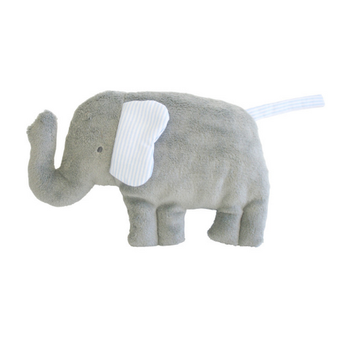 Alimrose Elephant Comforter Toy - The Corner Booth