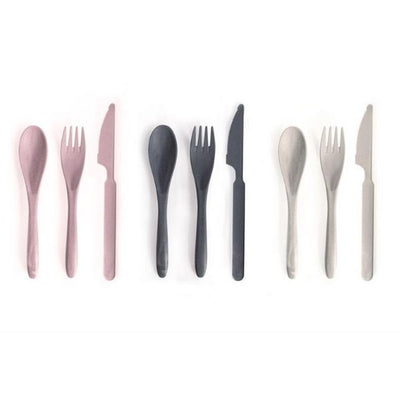 Wheat Straw Cutlery Set