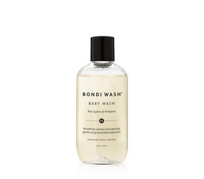 Bondi Baby Wash Blue Cypress & Petitgrain - The Corner Booth