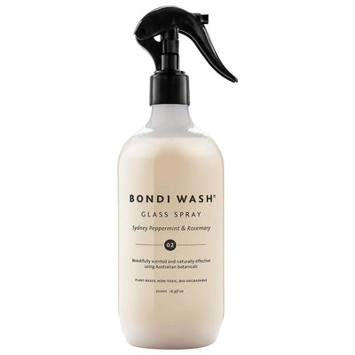 Bondi Wash Glass Spray Peppermint & Rosemary - The Corner Booth