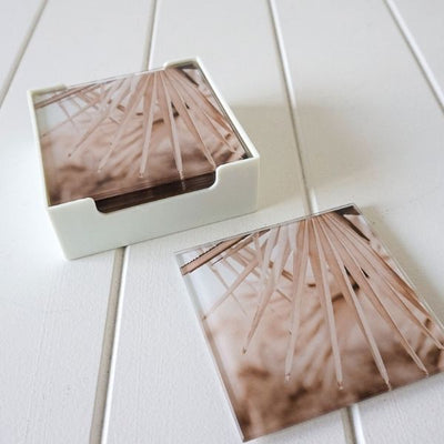 Glass Drinks Coaster