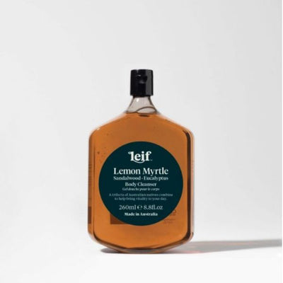 Leif Lemon Myrtle Body Cleanser