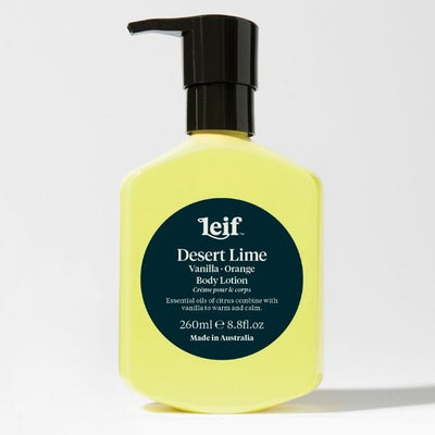 Leif Desert Lime Body Lotion 260ml