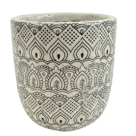 Marrakech Ceramic Pot
