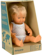 Miniland Baby Doll Large