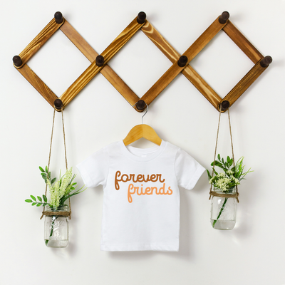 Forever friends onesie or tee (up to adult)