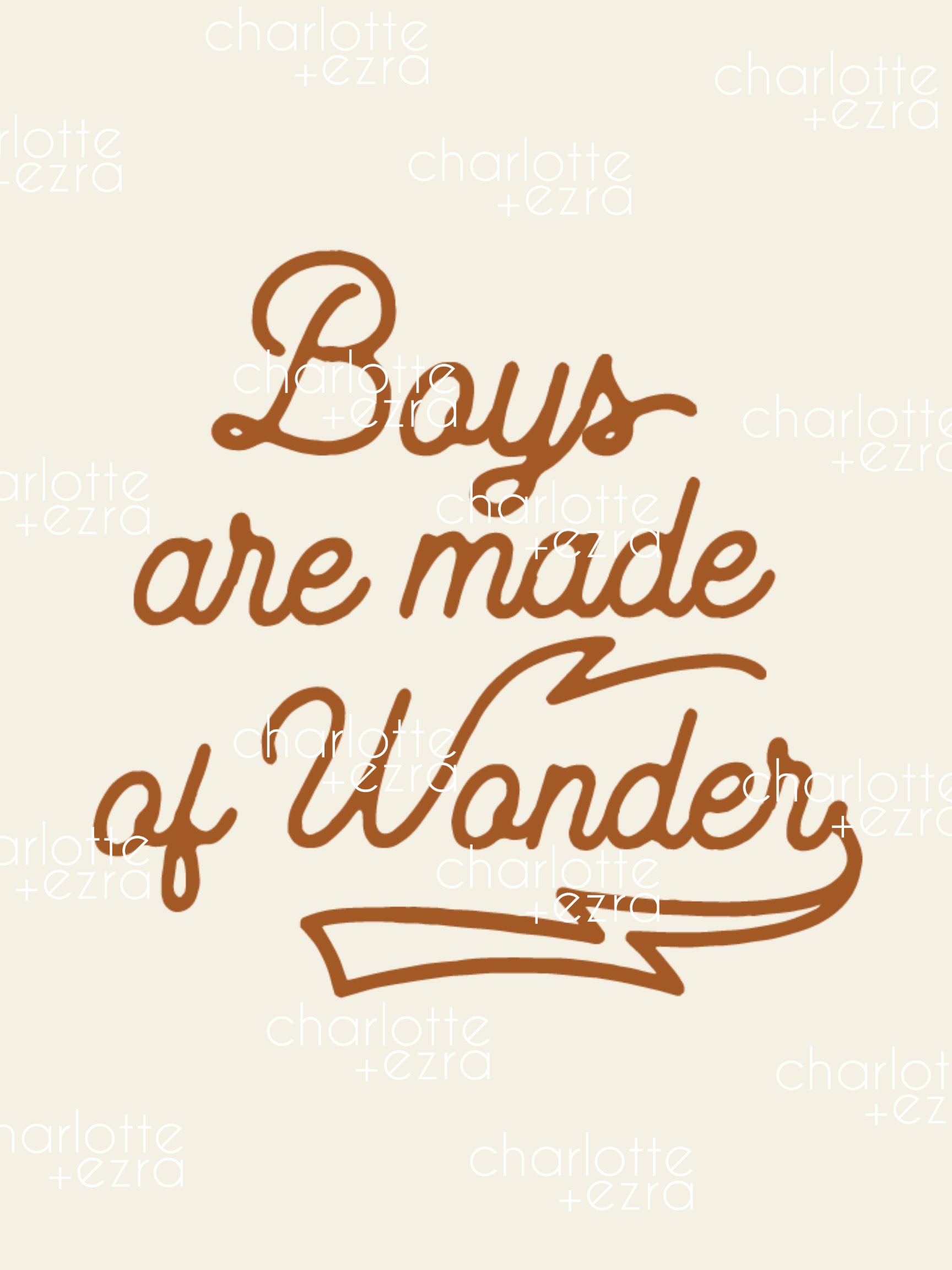 Boys are made of wonder printable