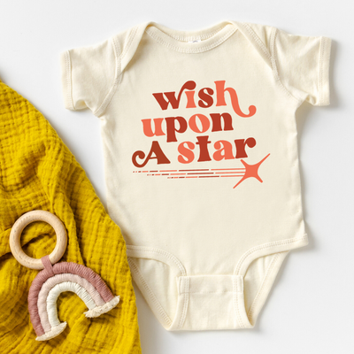 Wish upon a star Tee or Onesie