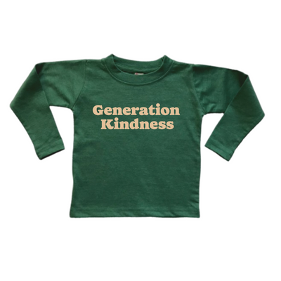 Generation Kindess (2 ink color options)
