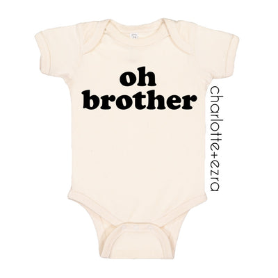 Baby Onesie - Oh Brother