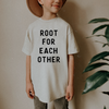 Root for each other kids