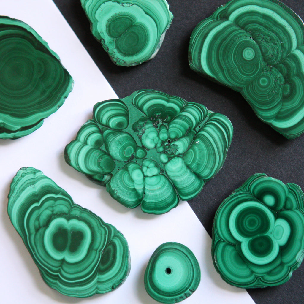 Malachite - It's Just Like Cake Pops!