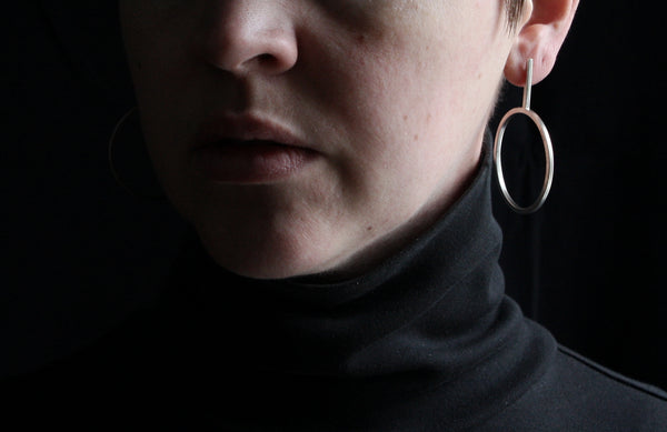 Janeway Earrings - Large