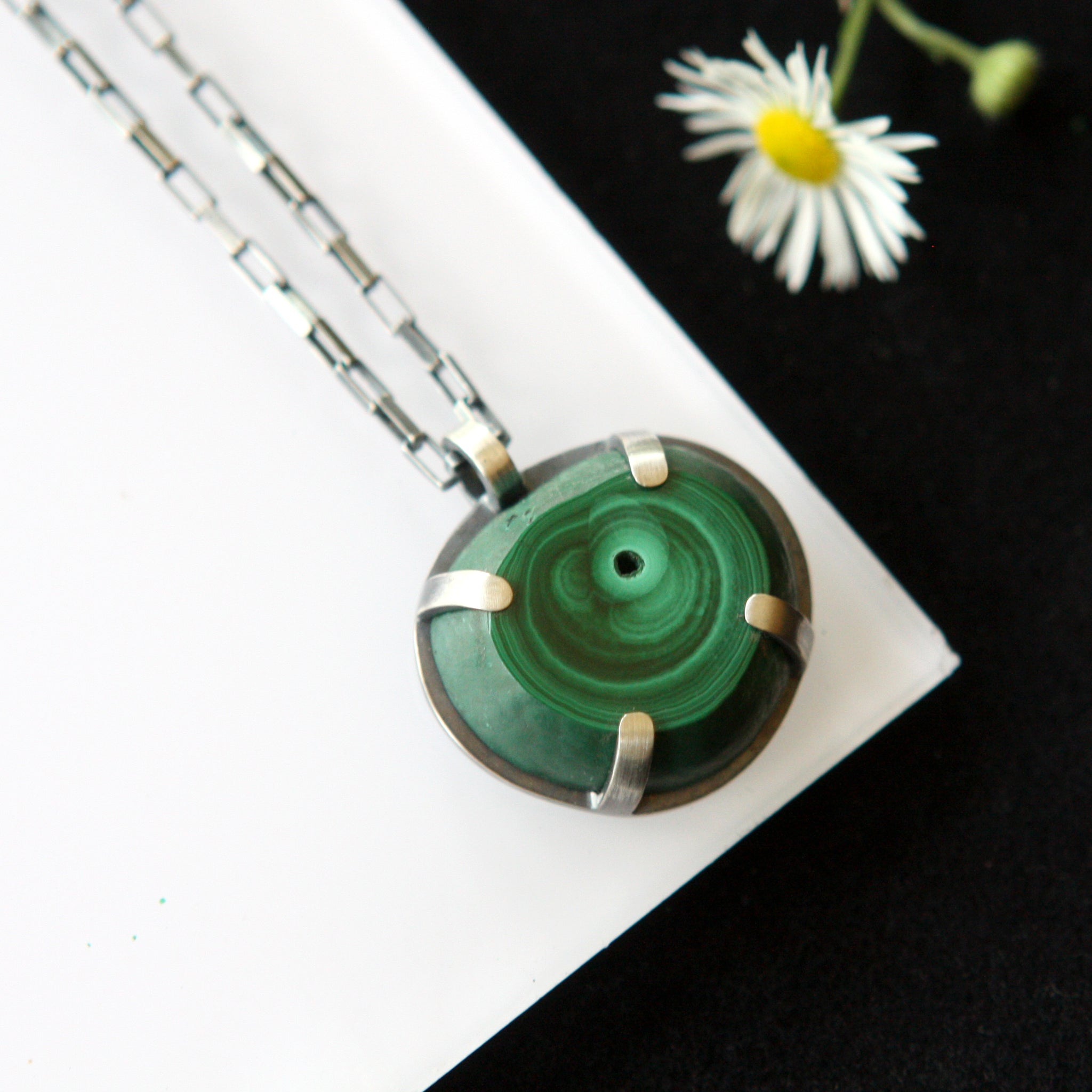 Lavatera Necklace