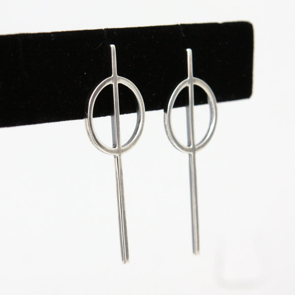 Contact Earrings