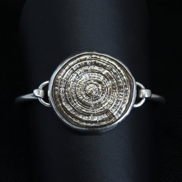 Costae Hinged Bangle