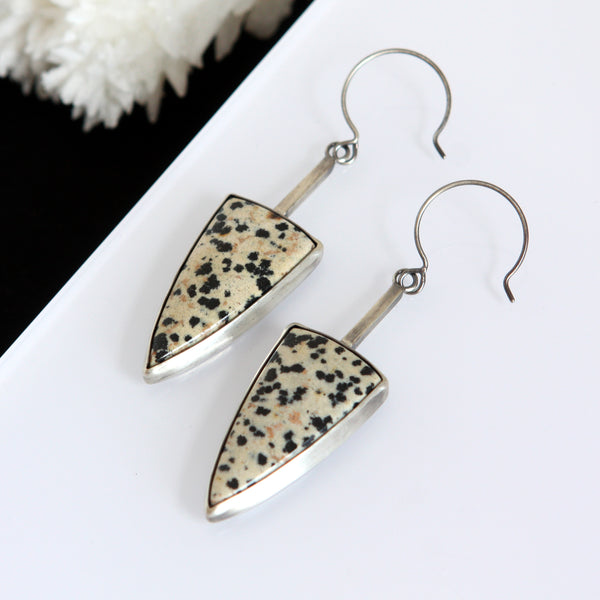 Great Dark Spot Earrings