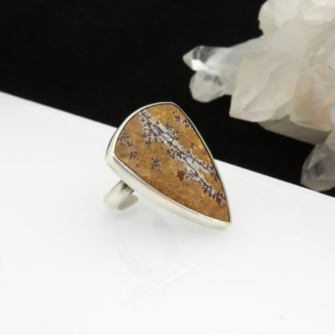 Deciduous Ring - Size 8