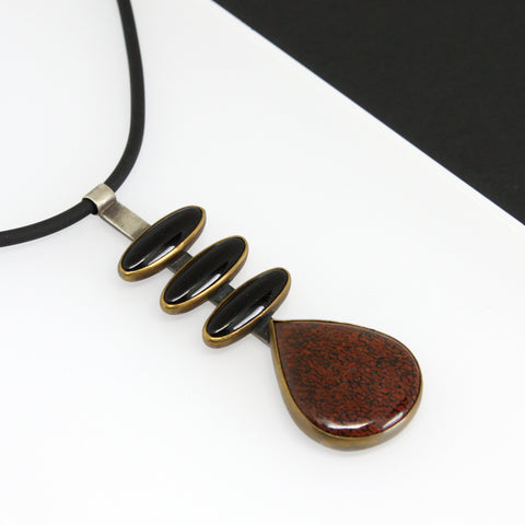 Timescale Necklace