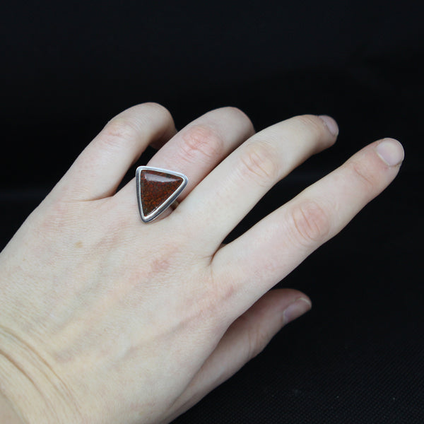 Deep Time Ring - Size 7