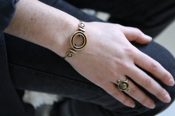 Ley Lines Cuff